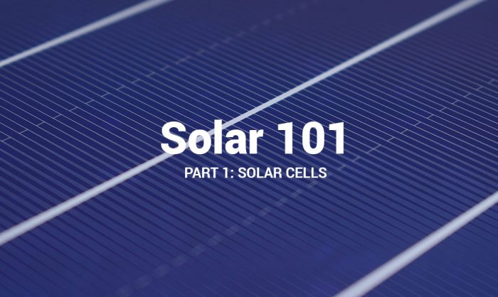 Introduction to solar cells. Metsolar