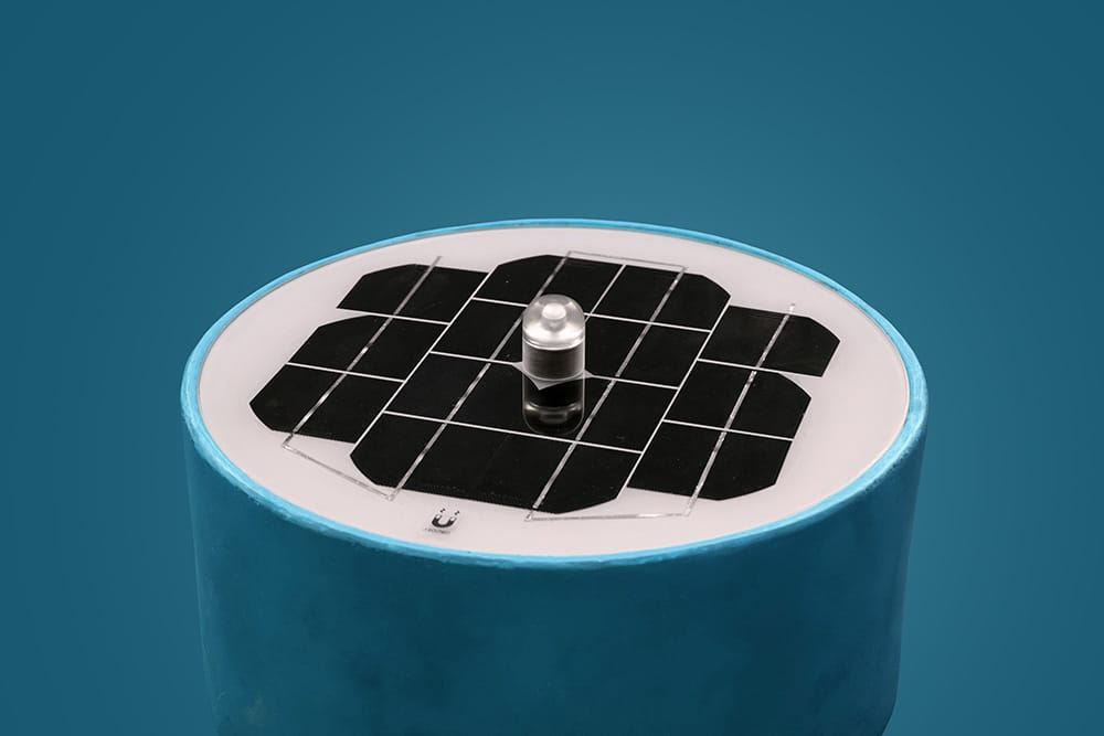 Custom marine solar panel for harsh conditions from Metsolar
