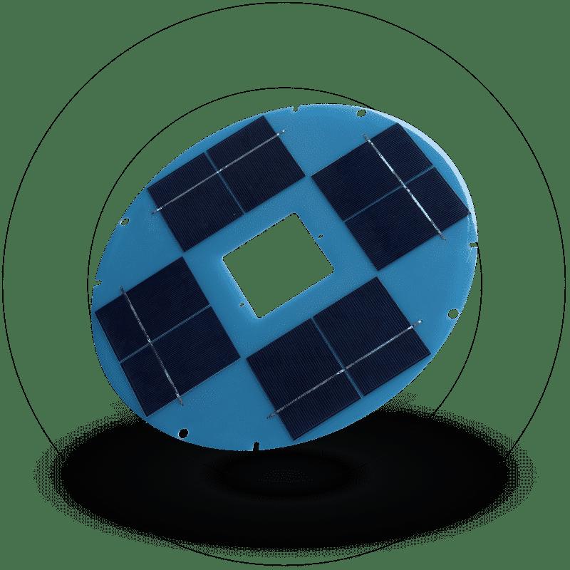 Met Pcb Frontsheet Metsolar Custom Solar Panels From