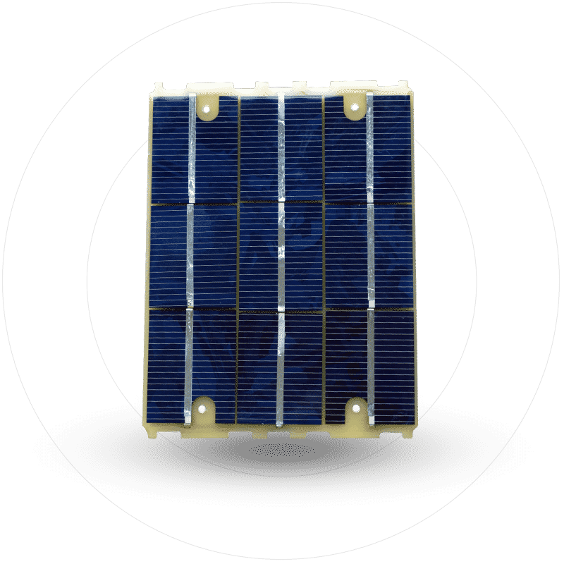 Metsolar - Cutting of solar cells, Tailor made PV modules, custom made PV module, custom solar module, custom solar panel